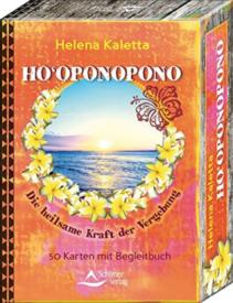 Titelbild Kartenset: Ho'oponopono – Die heilsame Kraft der Vergebung: Die Kraft der Vergebung - 50 Karten mit Begleitbuch